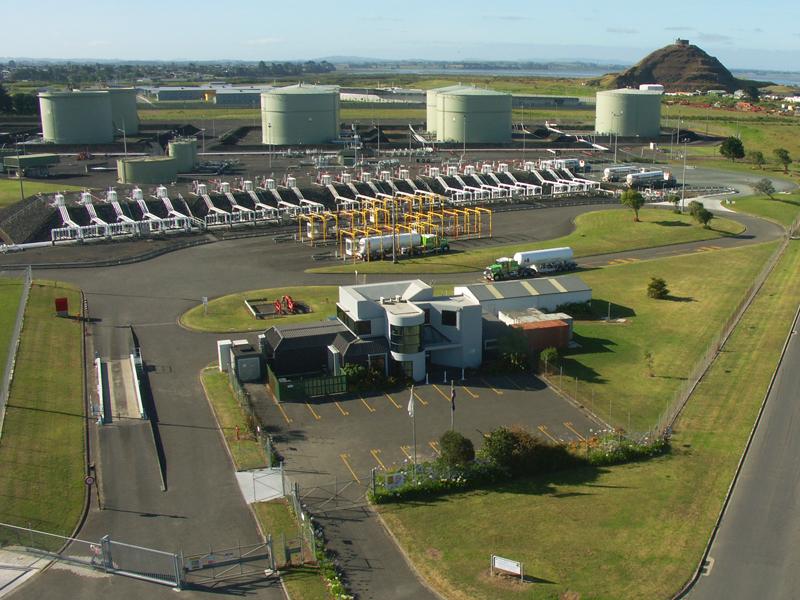 Auckland Depot