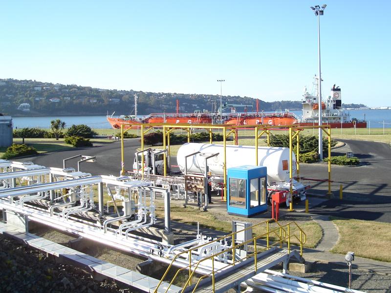Dunedin Depot